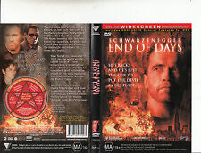 End of Days-1999-Arnold Schwarzenegger-Movie-DVD