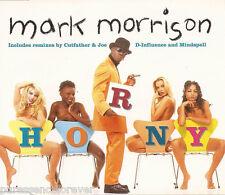 MARK MORRISON - Horny (UK 4 Track CD Single Part 1)