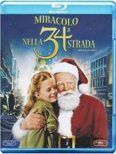 MIRACOLO NELLA 34A STRADA BLU RAY NUOVO SIGILLATO
