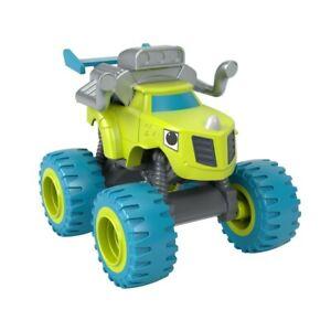 Blaze The Monster Machines Monster Engine Zeg Die Cast Monster Truck Vehicle NEW