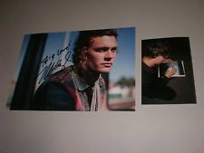 Mikky Ekko Stay ( Rihanna ) signiert signed Autogramm auf 20x28 Foto in person