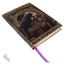 Raven Talisman Embossed Journal ~ Wiccan Pagan Metaphysical Supply