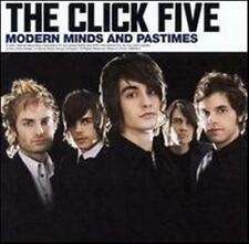 THE CLICK FIVE Modern Minds and Pastimes CD