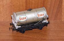 Hornby Dublo OO Gauge Silver Esso Oil Tanker (AS031)