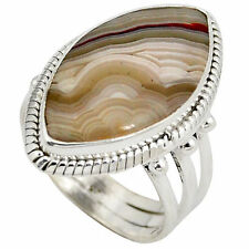 Handmade Agate Natural Fine Rings