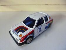 Peugeot Turbo Shell Paris - White - 1/41 - MC Toy - Macau