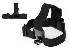 Head Strap Mount+Chest Harness For GoPro HD Hero 5 3+ 3 2 4 Go Pro Camera+J Hook