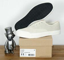 Huf Worldwide Footwear Skate Schuhe Shoes Cromer Cream Black Suede 11/44,5