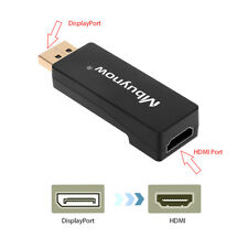 Display Port DP Male to HDMI Female Adapter Converter Adaptor For HDTV PC 1080P