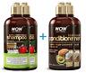 WOW Apple Cider Vinegar Shampoo + Coco Avocado Conditioner - Hair Loss - 2 Pack