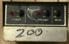 TORNADO PALOMAR AM/SSB Bi-Linear Amplifier CB CW  With Pre-Amp Used Works Nice!