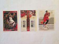 DeMar DeRozan (3) Basketball Card Lot Clear Vision NBA Hoops Contenders