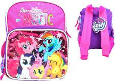 "My Little Pony Friendships is Magic 10"" Mini Backpack Girl's Book Bag"