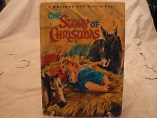 The Story of Christmas   A Whitman Big Tell-a-Tale 1965 Vintage