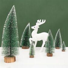10cm Christmas Tree Pine Tree Christmas Xmas Home Decorations Free Shipping