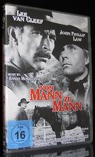 DVD VON MANN ZU MANN - ITALO-WESTERN - LEE VAN CLEEF Musik: Ennio Morricone *NEU
