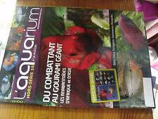 µ? Revue Aquarium à la maison HS n°16 Du combattant au Gourami geant ...