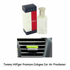 Premium Cologne Car Air Freshener Tommy Hilfger 3 Pack