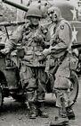 WW2 Picture Photo 101st Airborne Division at Utah Beach 3220