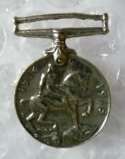 1914-1918 British War Medal Miniature Medal Uses/ Original/Genuine