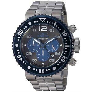 Invicta Men's 'Pro Diver' Quartz Stainless Steel Casual Watch 25074