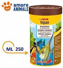 Sera  Vipan - Mangime in scaglie per pesci Tropicali 250 ml - 1000 ml