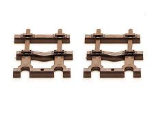 ROCO LOT 4 EMBOUTS POUR RAIL FLEXIBLE REF. 32211 - ECHELLE H0e 1/87 VOIE ETROITE