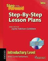 Step Forward Intro: Step-By-Step Lesson Plans with Multilevel Grammar Exercises