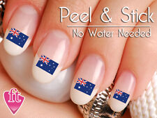 Australian Flag Australia Nail Decal Sticker AUS102