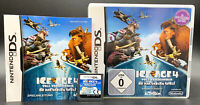 Spiel: ICE AGE 4 Kinderspiel für Nintendo DS + Lite + Dsi + XL + 3DS + 2DS