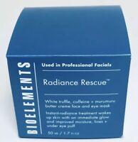 Bioelements Radiance Rescue 1.7 fl oz  NIB