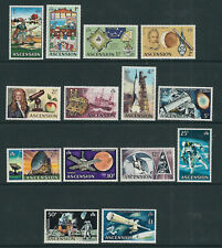 ASCENSION 1971 MAN INTO SPACE THEME long set (Sc 138-51 complete) VF MNH