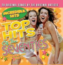 Top Hits of the 70s: Incredible Hits NEW CD