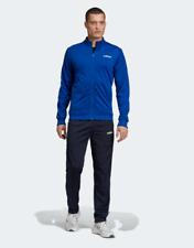 adidas EI5581 MENS ESSENTIALS BASICS TRACK SUIT Jacket with Pants Set