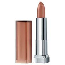 Maybelline Color Sensational Anti-Matte Nude Lipstick - Raw Chocolate NEW