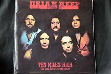 "Uriah Heep Ten Miles High The Lost John Lawton Album 12"" vinyl LP New"