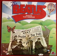 NM VINYL LP - The Beatles Featuring Tony Sheridan - Contour CN 2007