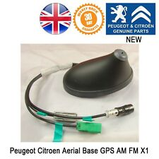 Citroen C4 Aerial Base Antenna GPS Navigation GSM AM FM New Genuine 6561SN