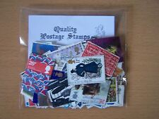 100 DIFFERENT GREAT BRITAIN COMMEMORATIVES,USED,EXCELLENT.