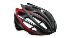 Bell Gage Helmet Black-Red-White Stripes-S 51-55cm