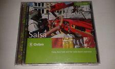 VARIOUS ARTISTS SALSA CD FEAT JIMMY BOSCH AFRICANDO NAVA IBRAHIM FERRER ETC