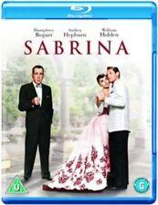 Sabrina Blu-ray 1954 Region Audrey Hepburn Humphrey Bogart