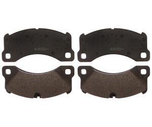 Disc Brake Pad Set-Element3; Metallic Front Raybestos PGD1577M