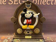 Mickey tronics AM/FM Radio & Cassette Player NIB Walt Disney Mickey Mouse VNTG