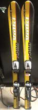 Volkl Pro Jr Skis 724 1200 mm lightly used w/marker bindings