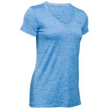 Abbigliamento sportivo da donna blu in poliestere taglia M