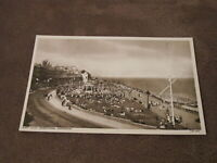 AH&S  postcard - East Cliff Bandstand - Ramsgate - Thanet Kent