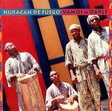 Huracan De Fuego Vamos a Darle CD