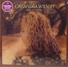 CASSANDRA WILSON  PURE PLEASURE  BST-35072   BELLY OF THE SUN  2LP