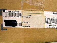 Modicon 371Spu92100 Modsoft Lite Programming Software, Nib Sealed